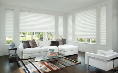 Hunter Douglas PowerView Systems available through Aria On-Site
