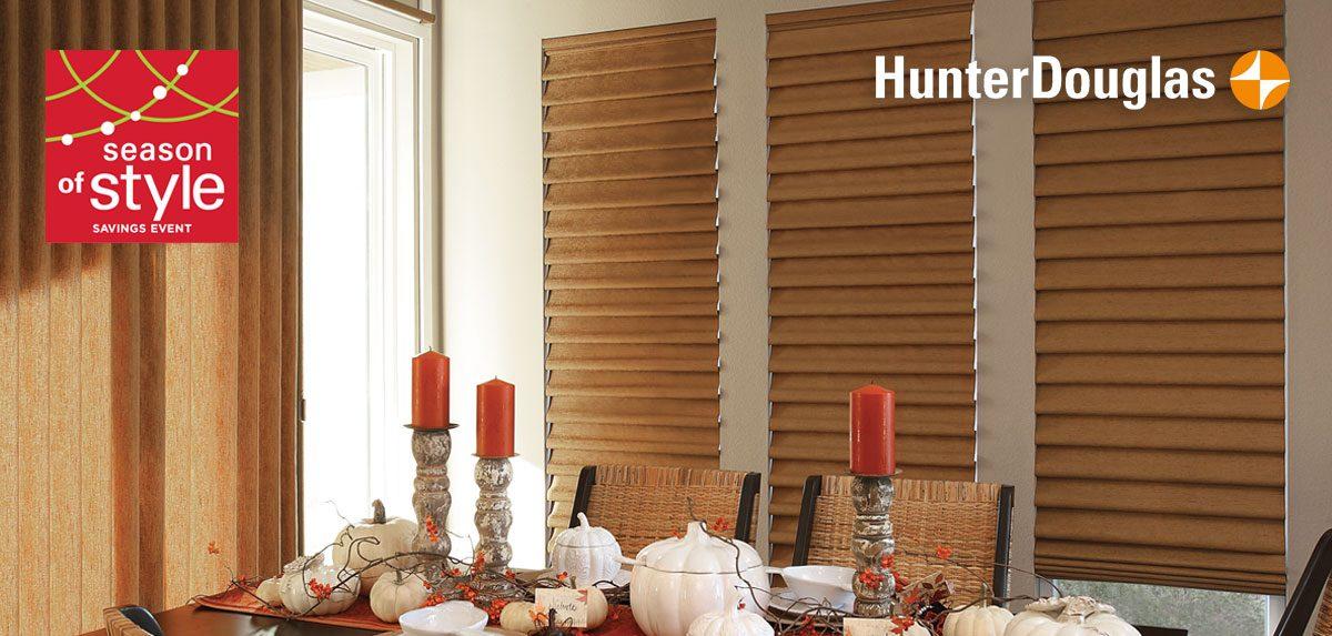 Hunter Douglas Season of Style l