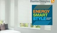 Hunter Douglas Energy Smart Style Savings Event