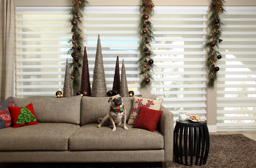 Hunter Douglas Season of Style Savings Event available through Aria On-Site