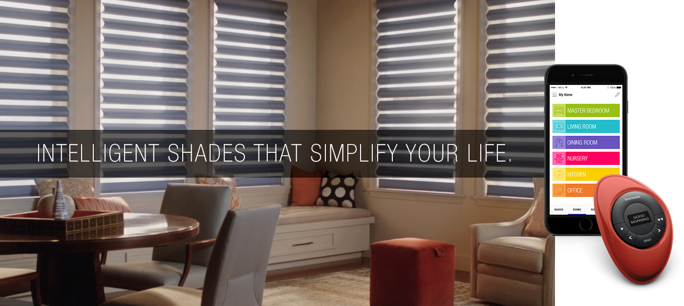 hunter douglas power blinds vignette motorized blinds everything you need to know aria onsite