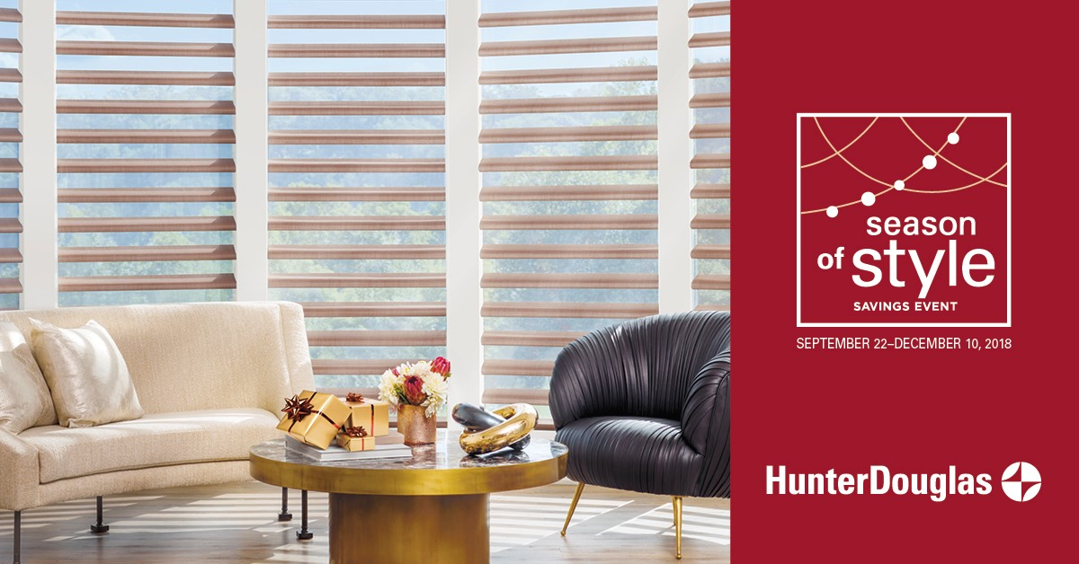 hunter Douglas pirouette window shadings
