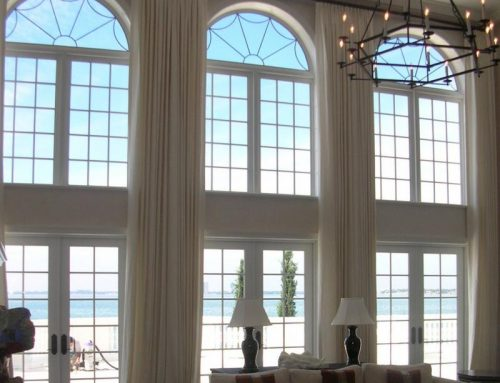 Window Treatment Ideas for Arched Windows