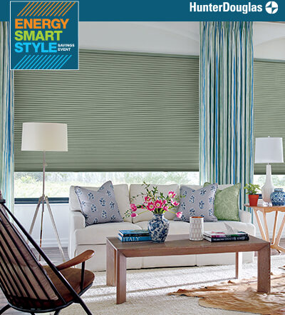 Hunter Douglas Energy Smart Style Savings Event