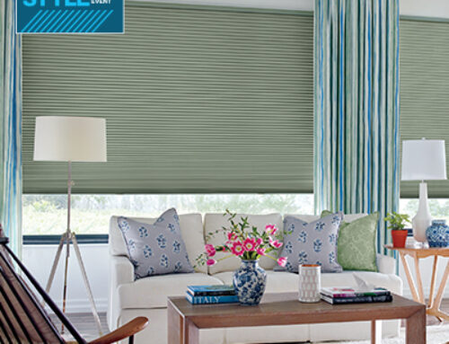 Hunter Douglas Energy Smart Style Savings Event 2021