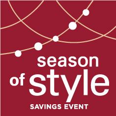 Hunter Douglas Season of Style logo