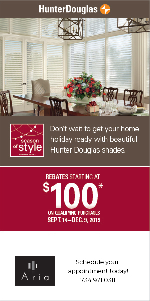 Hunter Douglas Season of Style Banner