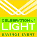 Hunter Douglas Celebration of Light Logo