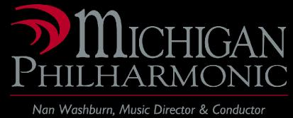 Michigan Philharmonic Logo